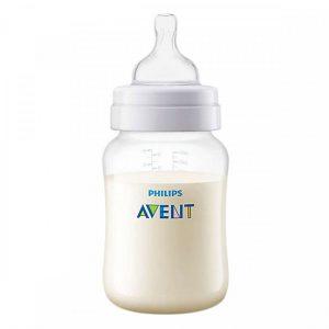 Bình sữa chống đầy hơi Avent 260ml