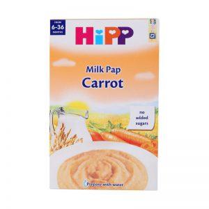Bột Hipp 6-36m cà rốt