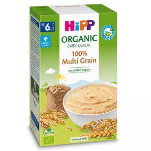 Bột Hipp 6m hữu cơ ngũ cốc tổng hợp