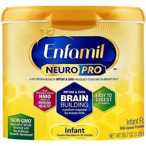Enfamil Neuro Pro vàng hộp nhựa 587gr