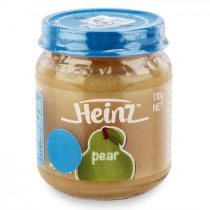 Hũ Heinz trái cây nghiền lê 4m