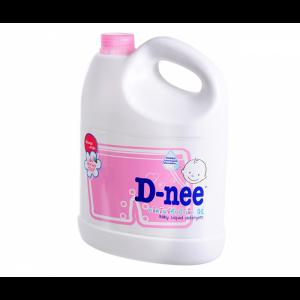 Nước giặt Dnee hồng