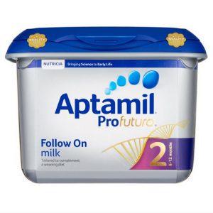 Sữa Aptamil Anh lùn số 2