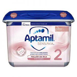 Sữa Aptamil Sensavia Anh lùn số 2