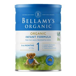 Sữa Bellamy số 1