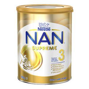 Sữa Nan Supereme Úc 3 (12m+) lon 800gr