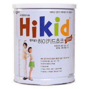 Sữa bò Hikid tăng chiều cao socola