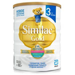 Similac Gold 3 lon 800gram