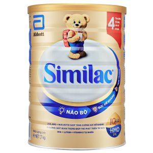 Similac Gold 4 lon 800gram
