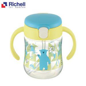 Bình ống hút Richell TLI 7m xanh