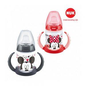 Bình tập uống Nuk Mickey/Minnie
