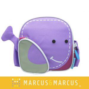 Balo giữ nhiệt cho bé Marcus cá voi