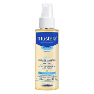 Dầu massage Mustela 100ml