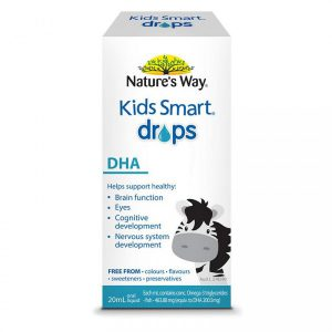 DHA Kids Smart drops