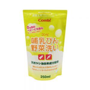 Dung dịch rửa bình sữa và rau quả Combi 250ml