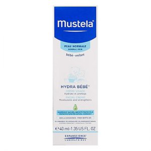 Kem dưỡng da mặt thường Mustela 40ml