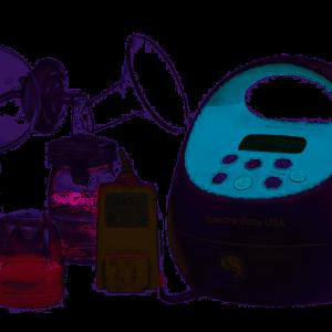 Máy hút sữa Spectra S1 Plus