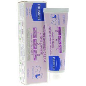 Mustela kem hăm vitamin 100ml