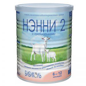 Sữa dê Nenny Vintacare 6-12m lon 800gr