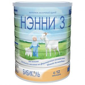 Sữa Nenny số 3 800g