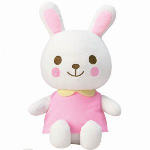 Thỏ bông thân thiện Combi