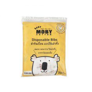 Yếm giấy Moby 10c