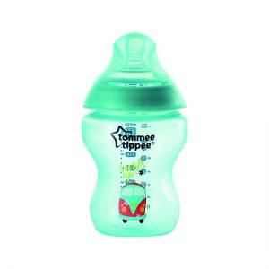 bình sữa Tommee Tippee PP 260ml xanh ngọc